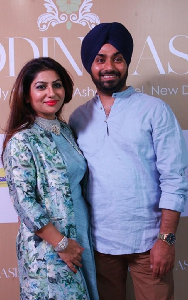 Anupreet and Maninder Sethi, Founders Wedding Asia