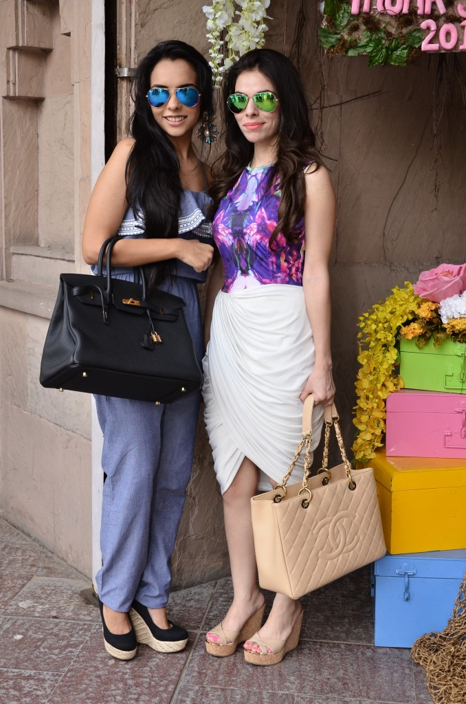 Shreya Dalmia Agarwal & Sonam Pall