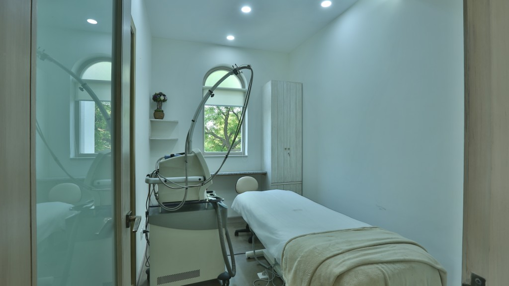 Fraxel Treatment  Room