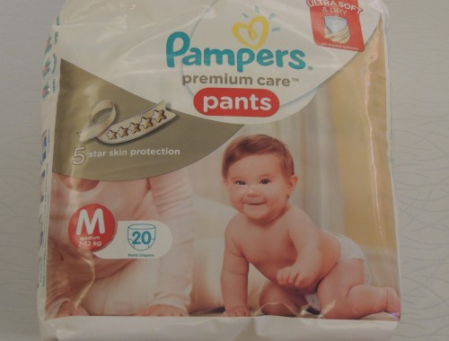 PAMPERS 262