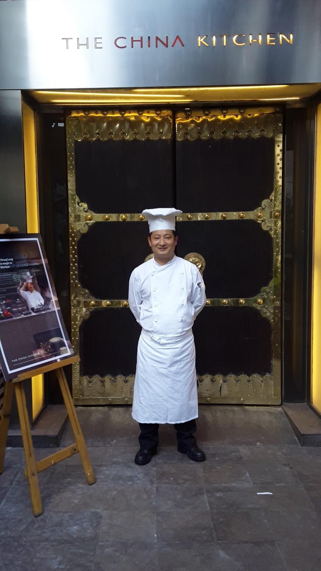 Chef Dong Long - The China Kitchen