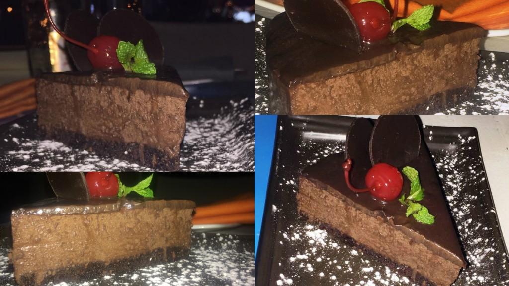 Chocolate Cointreau Cake Final
