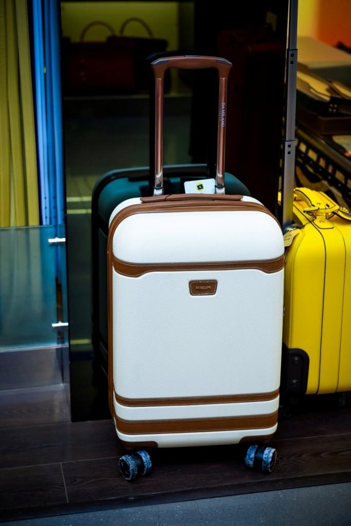 Wooba Travel Trolley