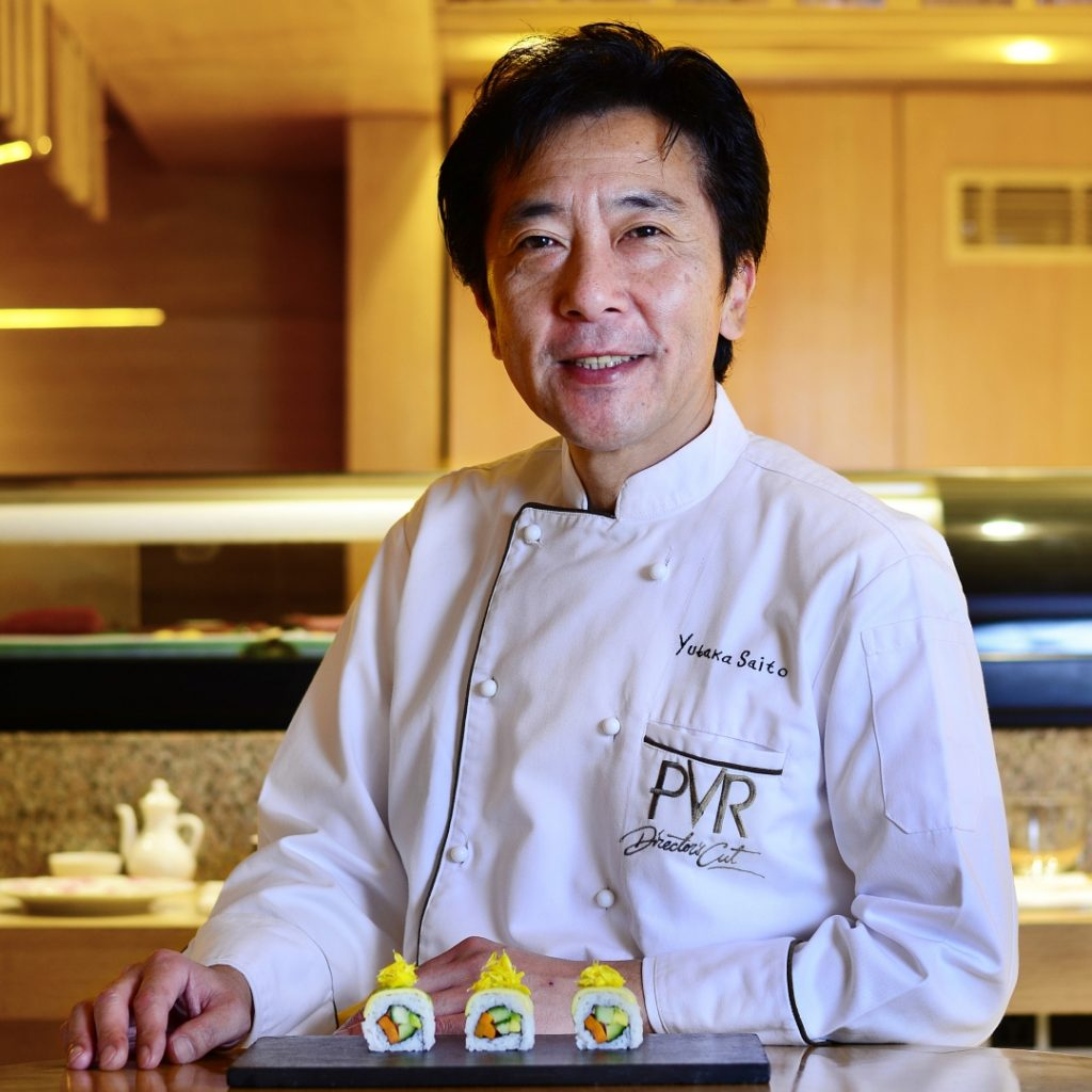 Chef Saito