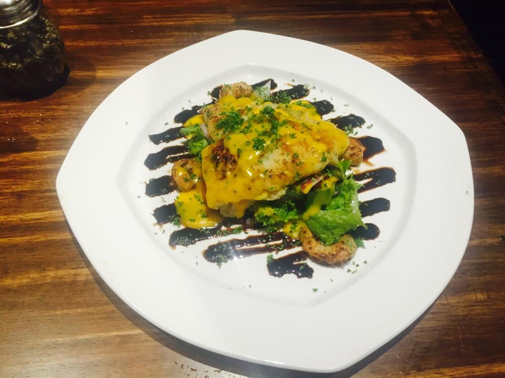 Grilled Fish n Prawn
