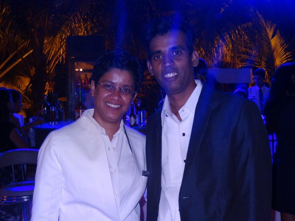 Sumeet Shandilya & Sunandita Das