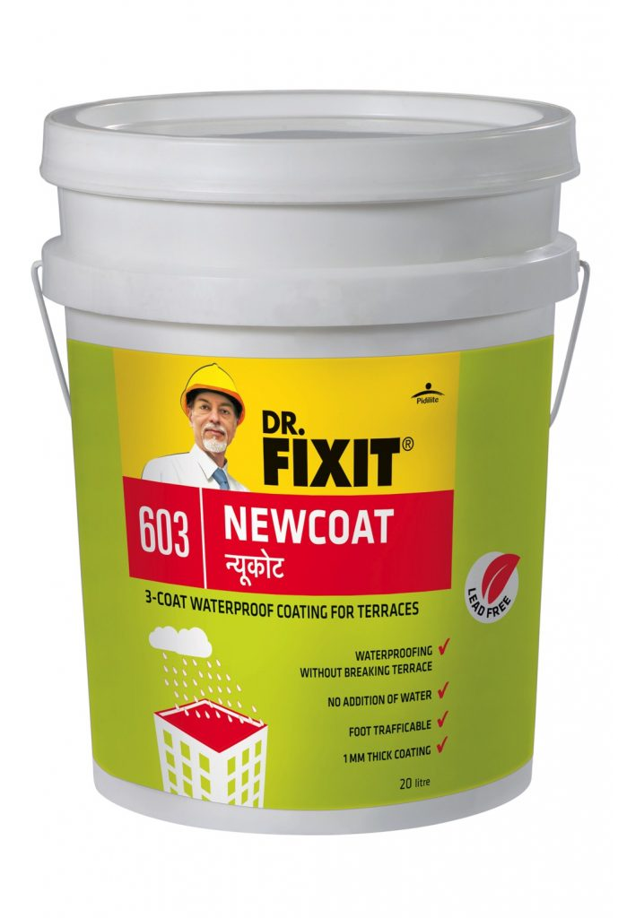 Newcoat 20 Litre Waterproofing Expert New Layout