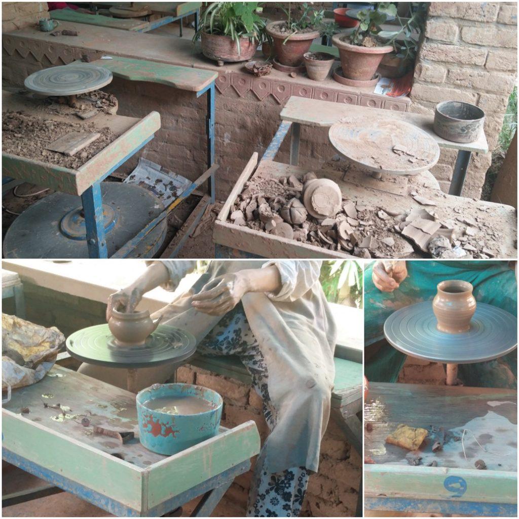 Andretta Pottery