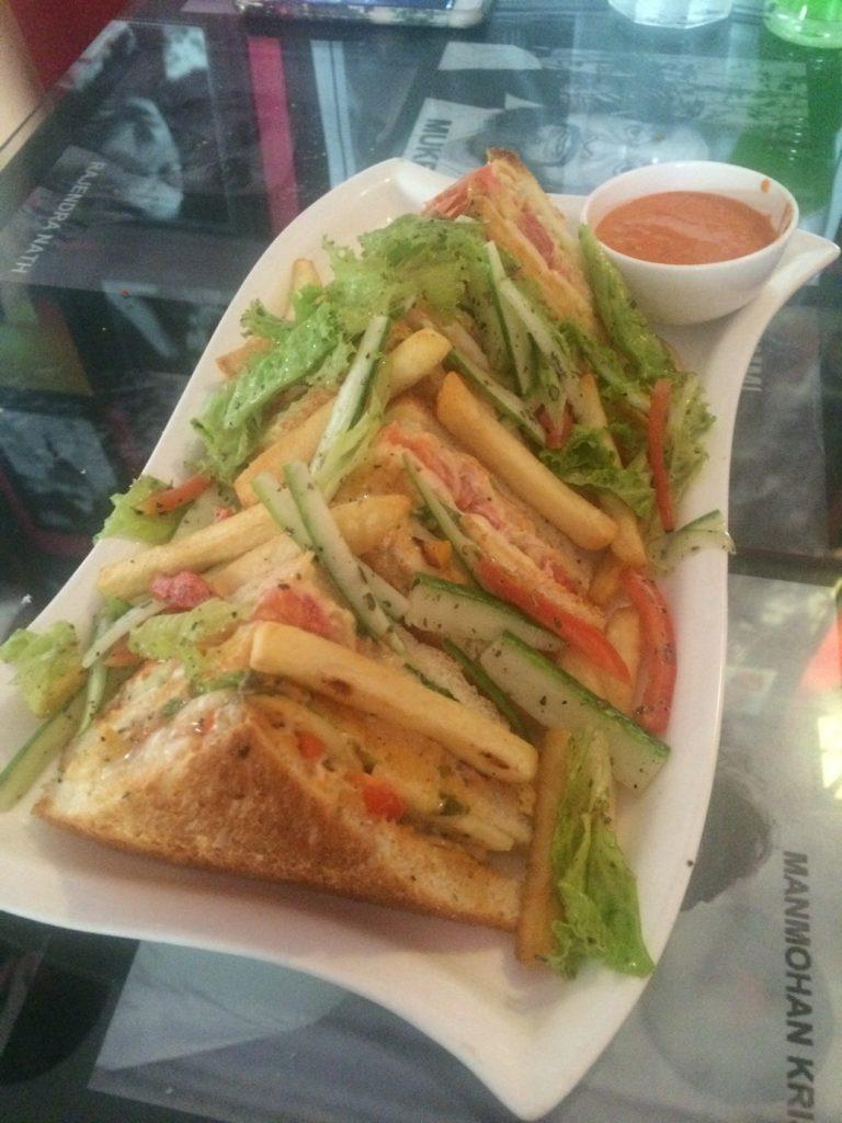 Mumbai Matinee Club Sandwich (2)