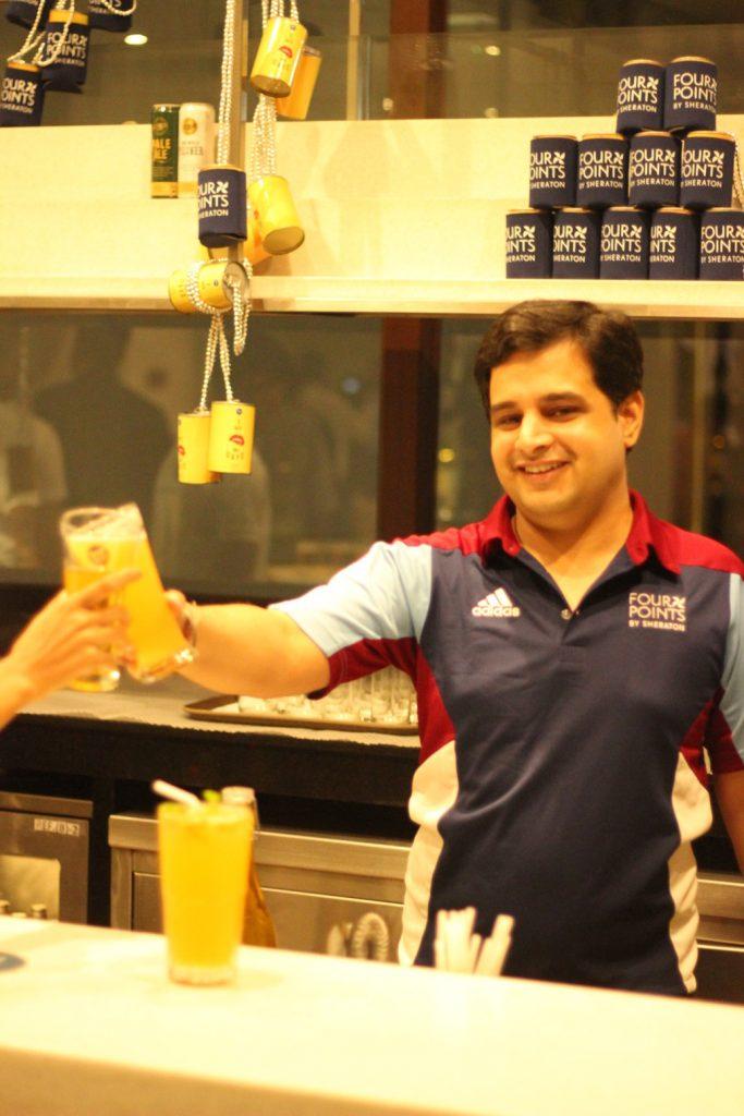 Beerista Aditya Jaggi