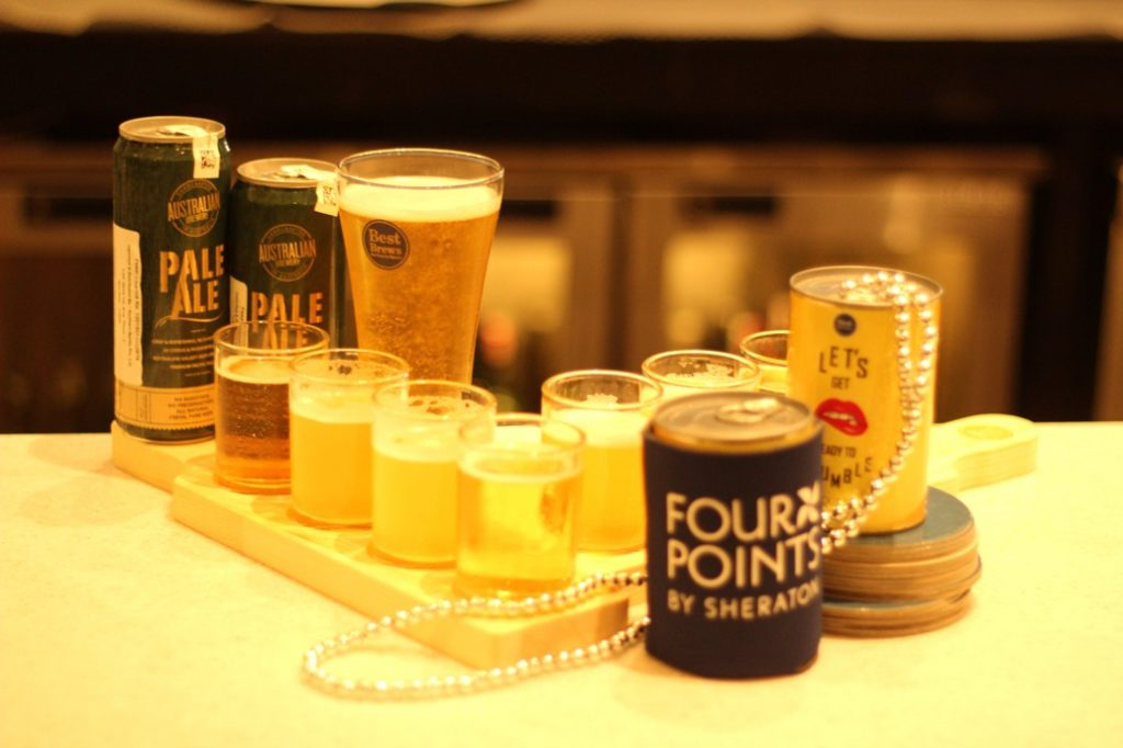 Four Points celebrates Best Brew program on International Beer Day