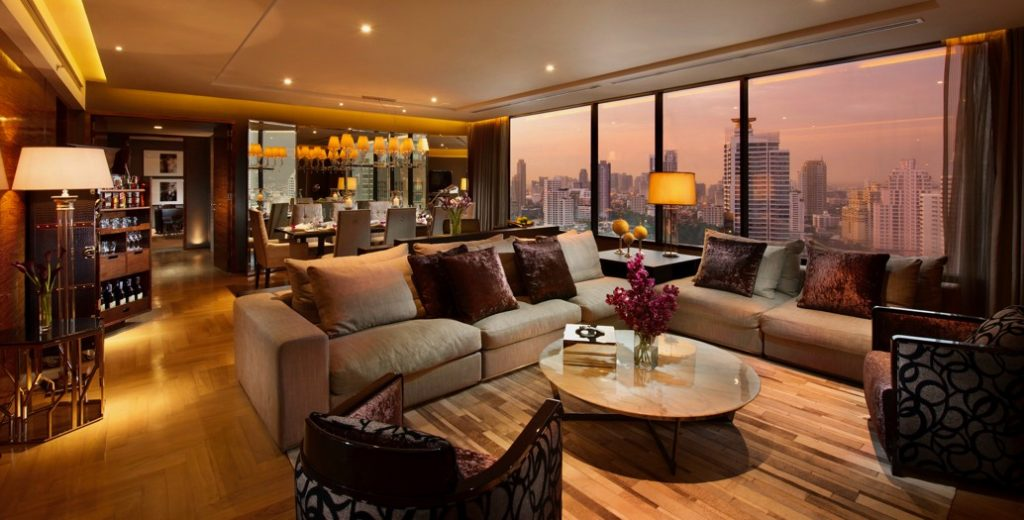 Presidential - Living Room