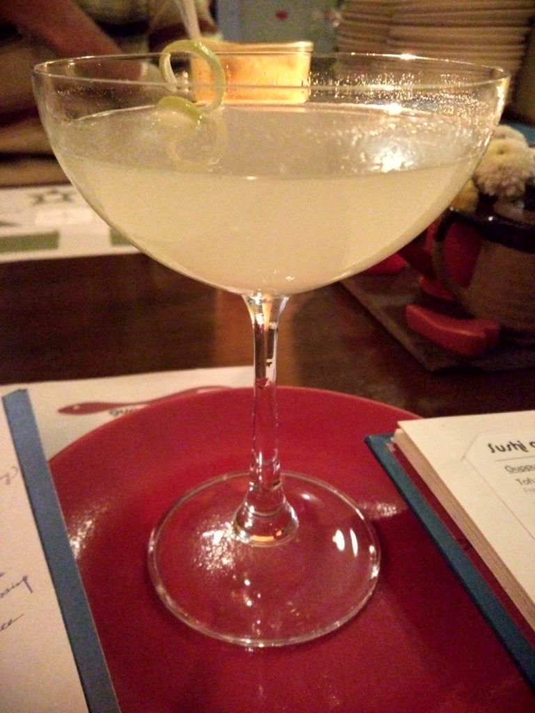 Wasabi Cocktail