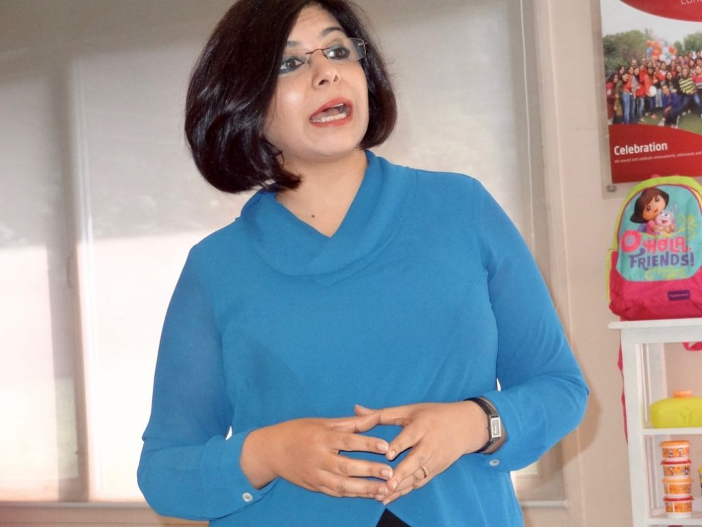 Shilpa Ajwani, Managing Director, Tupperware India