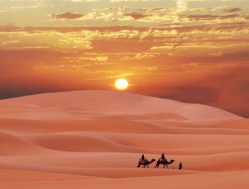middle-east-desert-sands-caravan-berbers-morocco-sugar-caravan-in-sahara-desert-morocco-berber