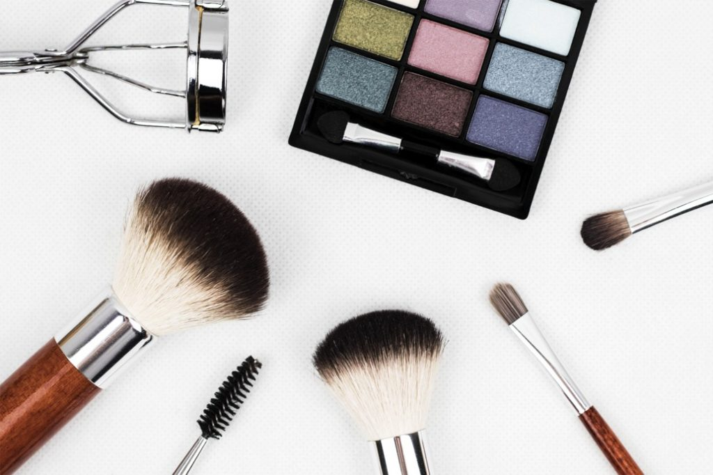 shopping for beauty products online