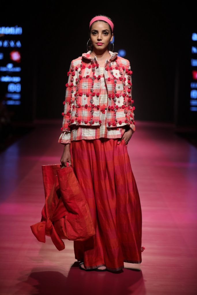 Pero collection at FDCI AIFW AW 2018 (14)