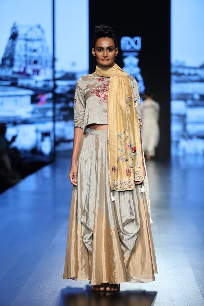 Collection Pramaa by Pratima Pandey at LMIFW SS'19 (2)