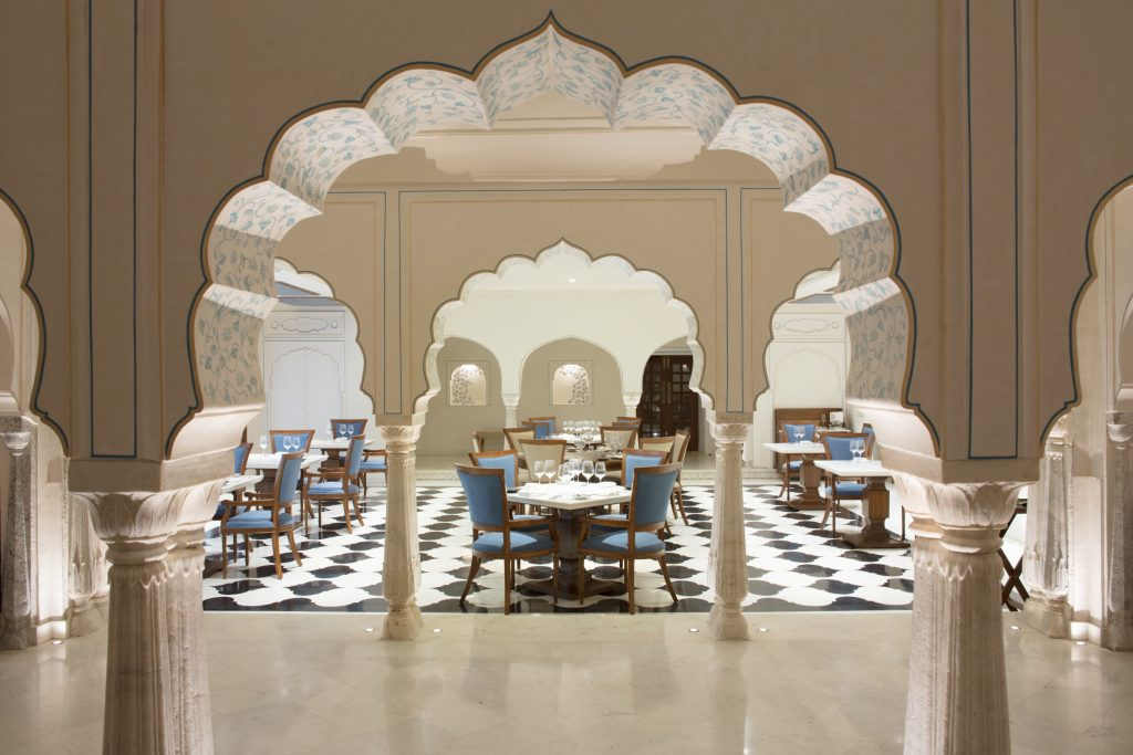 Alila Fort Bishangarh - Dining - Amarsar Restaurant