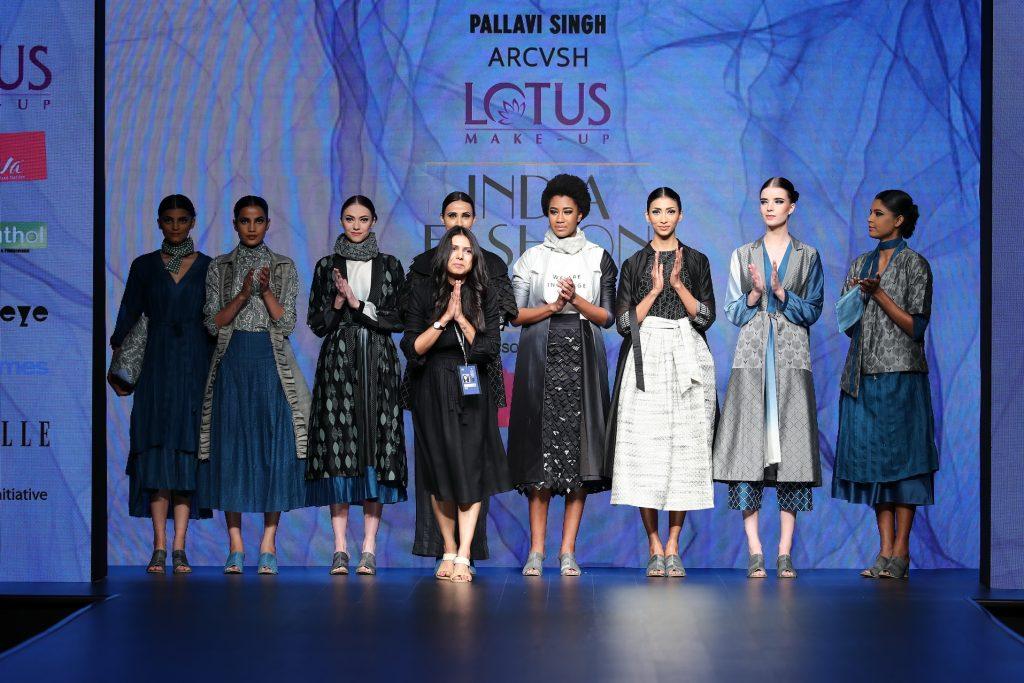 Designer Pallavi Singh at LMIFW AW 19 (5)
