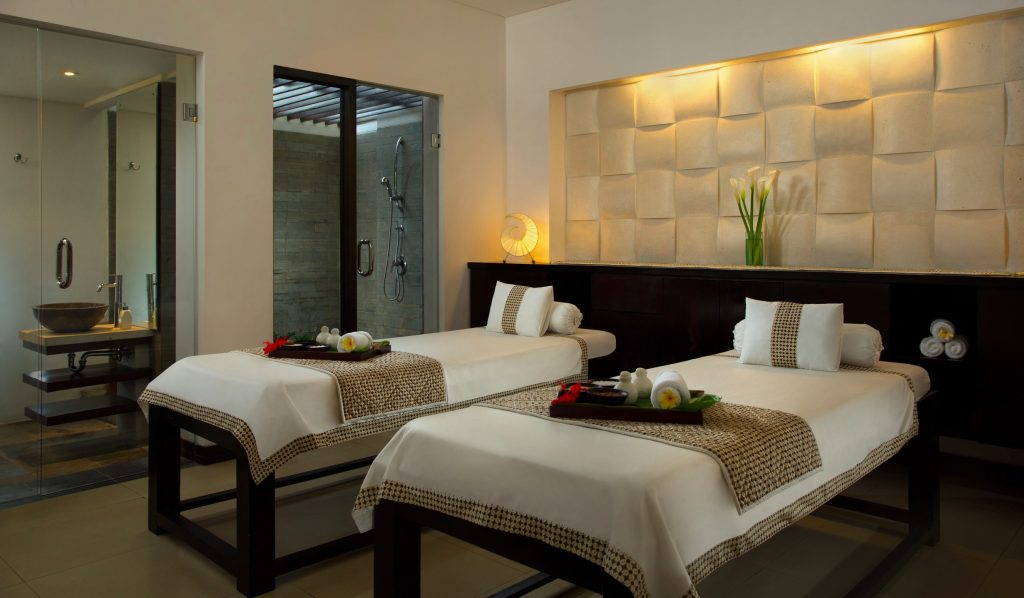 DKPH Discovery Spa - Double Bed for couple
